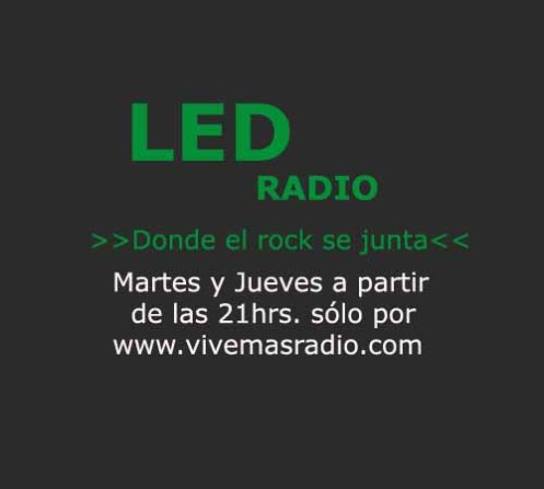 led-radio